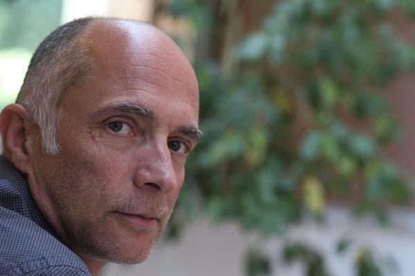 Alexandre Moine, professeur de géographie à l'université de Franche-Comté