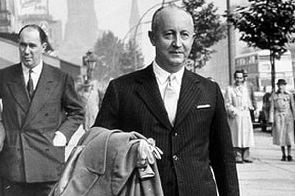 Christian Dior est né à Granville, dans la Manche ,le 21 janvier 1905