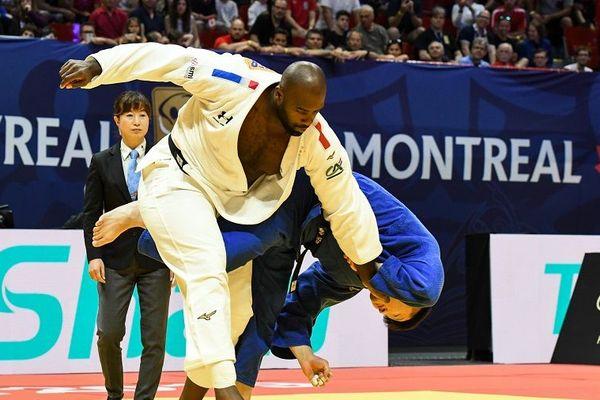 Pour son retour à la compétition, Teddy Riner remporte le Grand Prix de Montréal