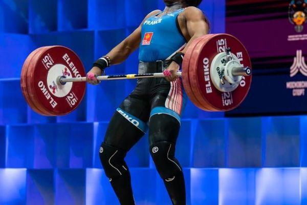 La Clermontaise, Gaëlle Nayo Ketchanke remporte deux médailles, l'or et l'argent aux championnats d'Europe de Moscou - 10 avril 2021