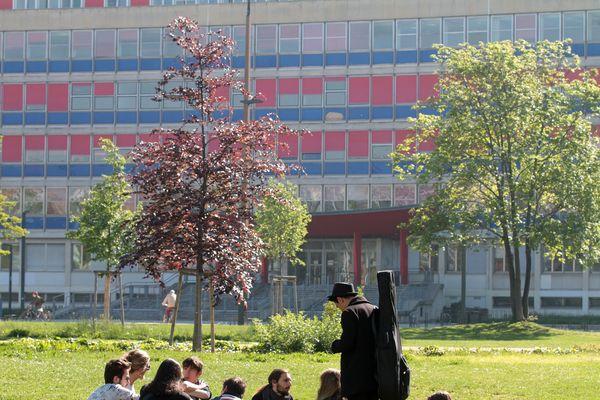 Campus universitaire de Strasbourg
