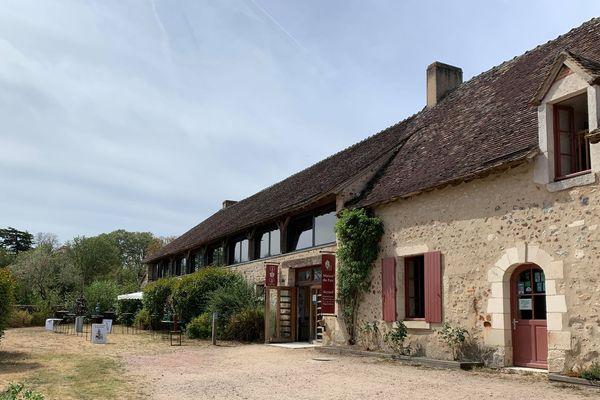 La Maison du Parc régional de Brenne