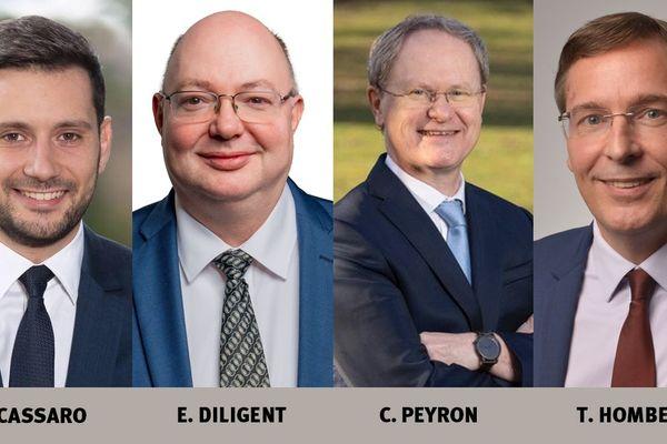 Quatre candidats en lice pour remporter la mairie de Forbach