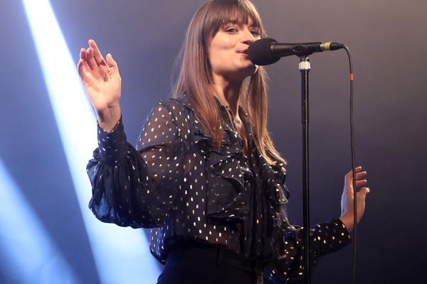 Clara Luciani sera en showcase à la foire de Strasbourg le 8 septembre prochain.