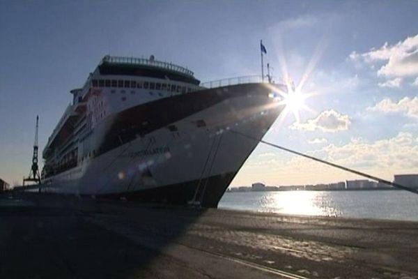 Le Havre, 5ème port en France continentale dans l'accueil des bateaux de croisière