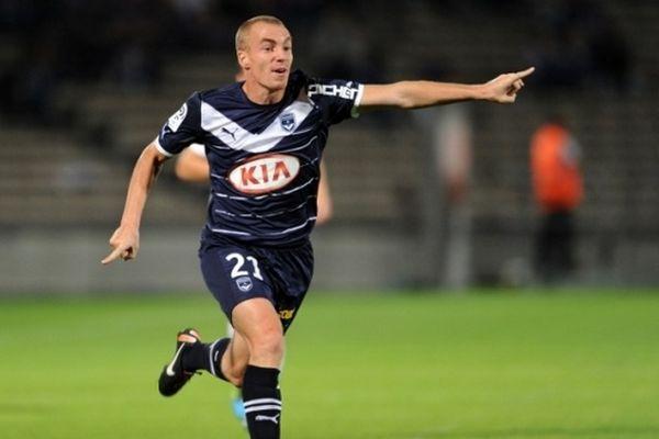 Mathieu Chalmé, nouveau défenseur de l'AC Ajaccio