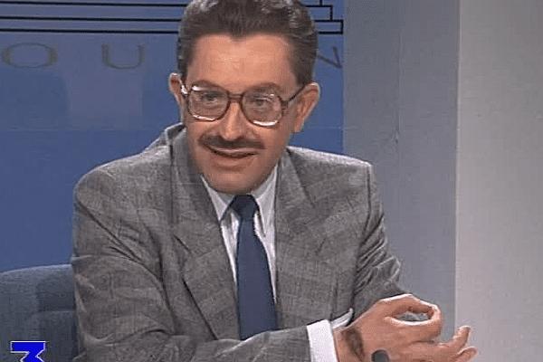 Christian Moulinard intervenait sur France 3 Limousin depuis 1992