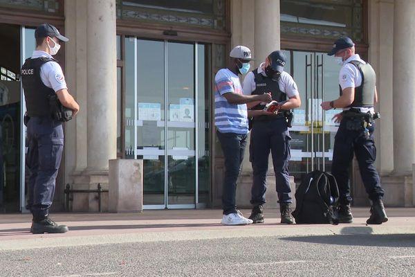 Les contrôles anti-stupéfiants se multiplient à Limoges.