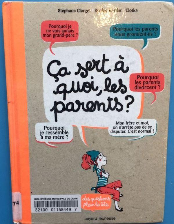 ça sert à quoi les parents de Sophie Bordet-Pétillon, Stéphane Clerget et Clothilde Szymanski