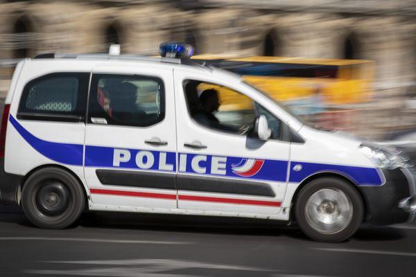 Une voiture de la police nationale, en septembre 2018 (photo d'illustration).