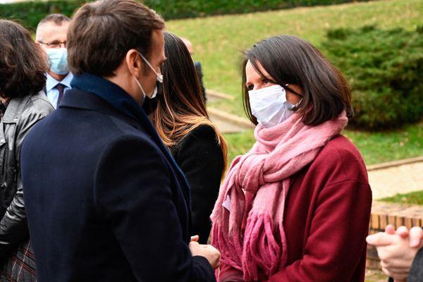 Johanna Roland, présidente de la métropole de Nantes, propose une réouverture des musées sous conditions à Emmanuel Macron, le président de la République