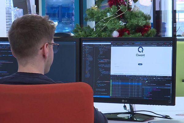 Qwant est devenu le moteur de recherche officiel de l'administration française