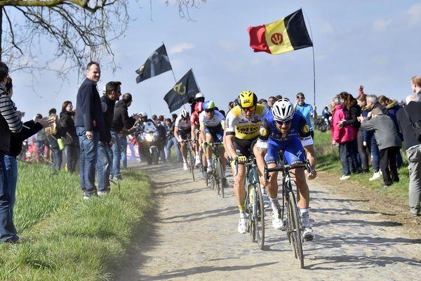 Il n'a plus plu sur Paris-Roubaix depuis 2011