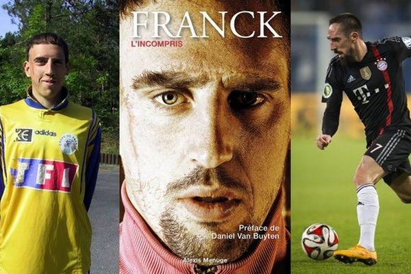 Franck Ribéry : de Boulogne au Bayern, un incompris ?