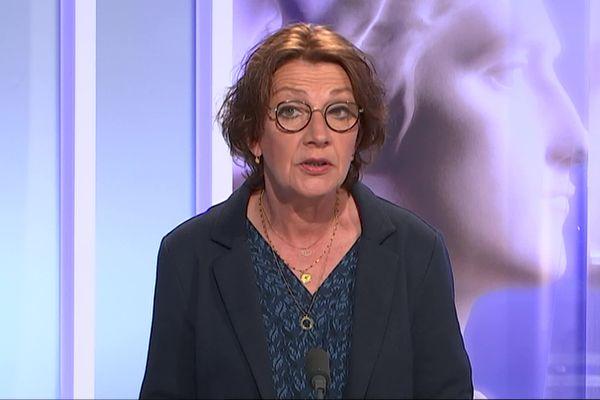 Marie-Agnès Petit, probable candidate à la présidence du département de la Haute-Loire.