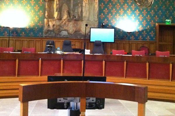 La Cour d'Assises de Seine-Maritime.