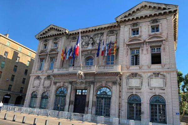 Illustration. Mairie de Marseille (Bouches-du-Rhône)