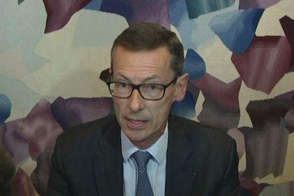 Le procureur de la république de Lille, Frédéric Fèvre, s'est exprimé sur les violences urbaines commises à Tourcoing suite à un accident mortel