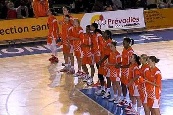 L'équipe de basket d'Ekateringburg