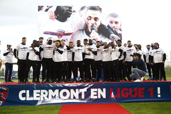 Appartenant désormais à l'élite du football français, le Clermont Foot 63 débutera sa saison le dimanche 8 août à Bordeaux