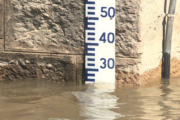 Le Solnan à Sainte-Croix en Bresse a inondé une partie de la commune (image d'illustration) dimanche 18 juillet
