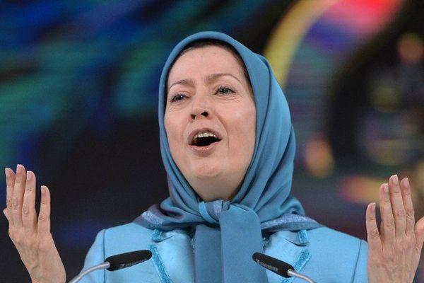 Maryam Rajavi, Présidente du Conseil national de la résistance iranienne