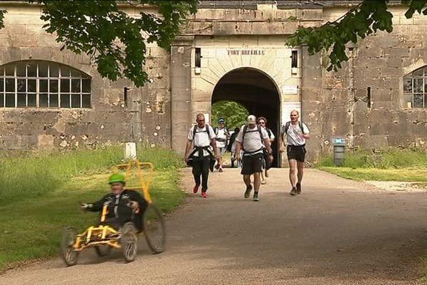 Le raid Handi-Forts réunit chaque année à Besançon valides et personnes en situation de handicap