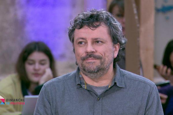 Stéphane Servais, alias Servain, dessinateur