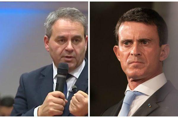 Le président de la région Nord Pas-de-Calais Picardie demande au Premier ministre Manuel Valls d'alléger la réglementation concernant les apprentis