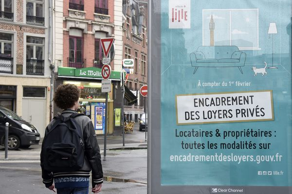 C'est au mois de février 2017 que l'encadrement des loyers a été lancé à Lille.