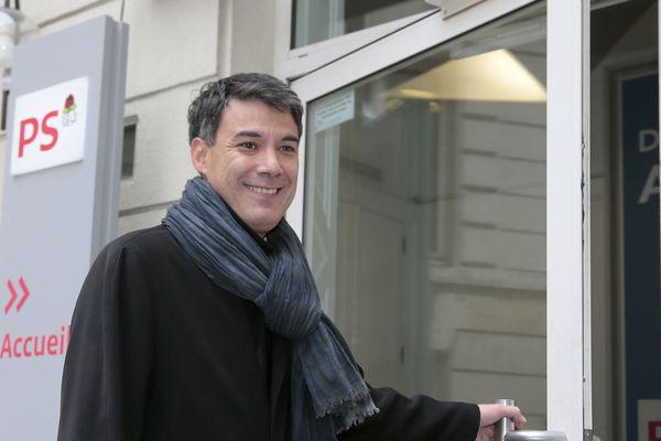 Le député de Seine-et-Marne Olivier Faure est l'un des signataires de la lettre envoyée à Michel Sapin