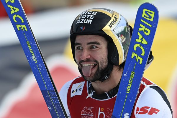 Une deuxième place pour le Niçois Matthieu Bailet en Autriche !