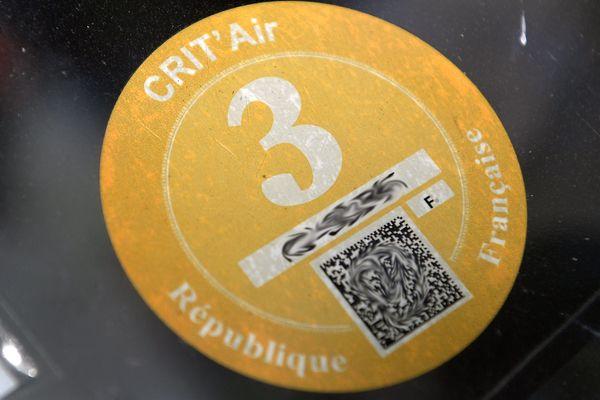 Seuls les véhicules équipés de pastilles crit'air 0, 1, 2 et 3 sont autorisés à circuler ce jeudi 27 juin 2019 dans l'Eurométropole.