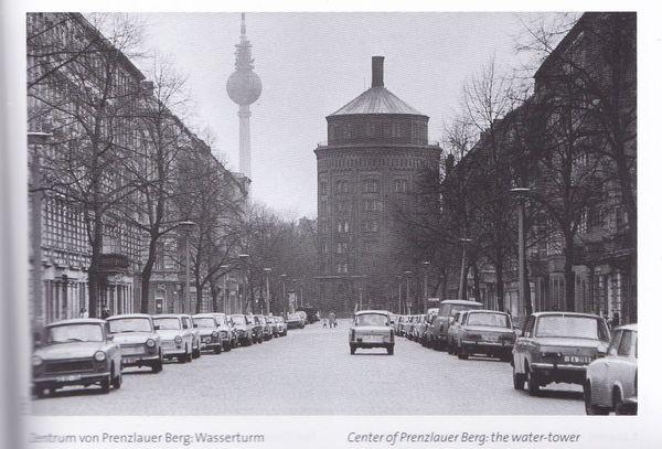 Images d'archives : une rue est-allemande.