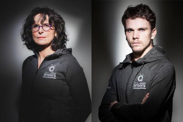 Claire SUPIOT et Matéo BOHÉAS, deux Angevins qualifiés pour les Jeux Paralympiques de Tokyo