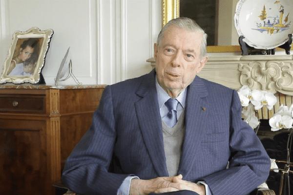Robert Poujade, maire de Dijon de 1971 à 2001
