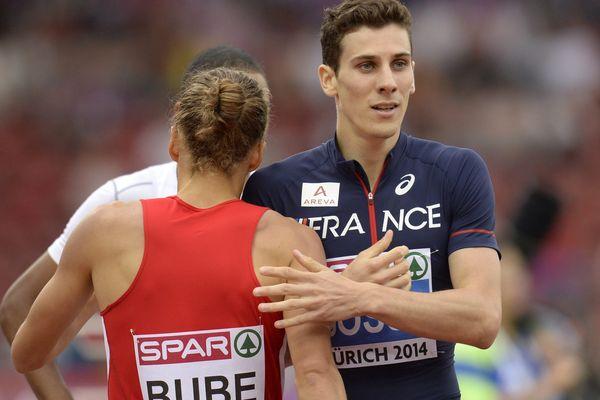 Pierrre-Ambroise, à l'issue de sa qualification mardi à Zurich