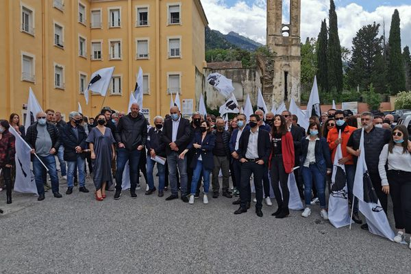 Le dimanche 16 mai, à Corte, la liste a officiellement été présentée aux électrices et aux électeurs.