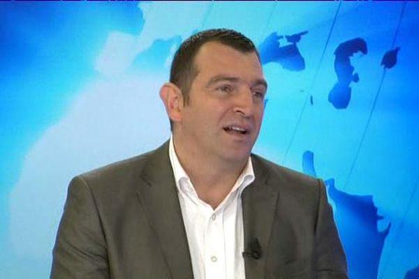 Jean-Charles Orsucci, tête de liste La Corse à coeur pour les territoriales 2015