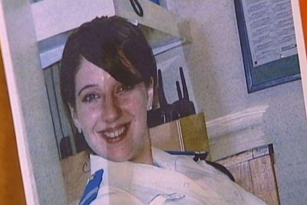 Aurélie Fouquet, la policère municipale tuée en 2010 lors d'une course-poursuite.