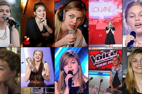 10 choses que vous ne savez peut-être pas sur la comédienne et chanteuse nordiste Louane.