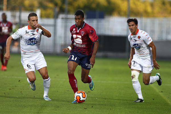 Le Stade Lavallois à la peine, le 16 Aout 2103 face à Clermont Foot