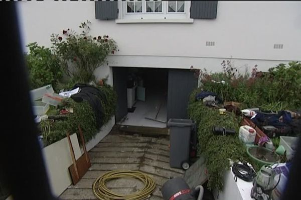 Les habitants du quartier des Fleurs à Beauvais inondés une deuxième fois cette année