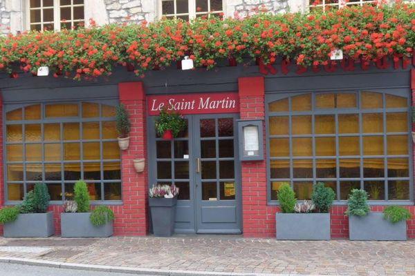 Le restaurant a fermé ses portes pendant la crise sanitaire.