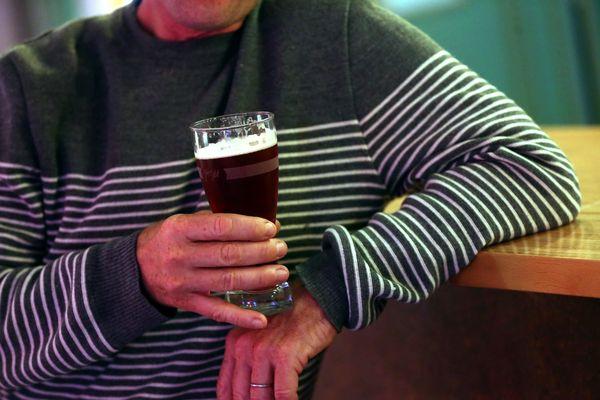 """Le défi du """"Dry January"""" a été lancé par l'association britannique Alcool Challenge."""