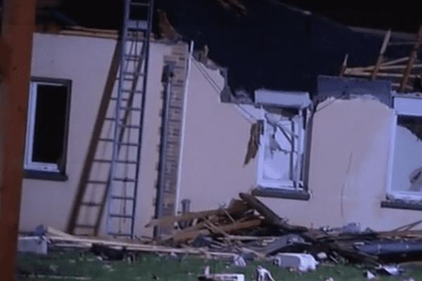 L'avion militaire s'est écrasé sur le bâtiment d'un foyer pour handicapés de Vouvray
