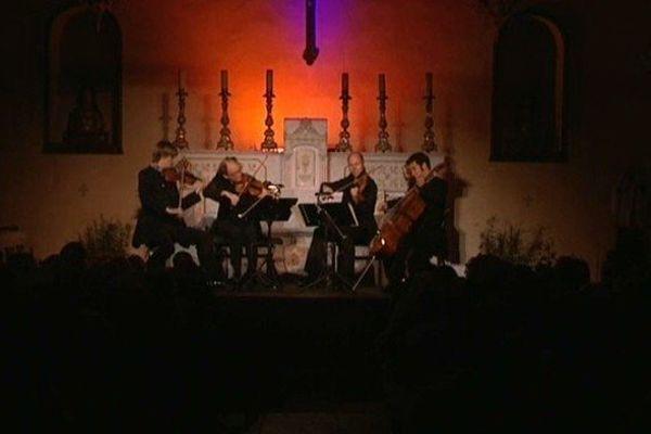 Le festival de quatuors à cordes du pays de Fayence, pourtant mondialement reconnu, serait menacé de disparaître.