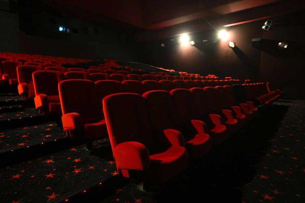Une salle de cinéma. Photo d'illustration.