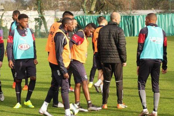 Les Girondins de Bordeaux reprendront l'entraînement jeudi 28 janvier à 10 h 30