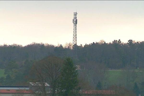 De nouveaux pylônes de téléphonie mobile sont en cours d'installation dans le Tonnerrois.